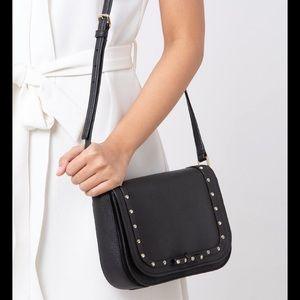 NWT Kate Spade Black Carsen Leather Crossbody Bag